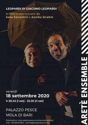 18 settembre 2020 Leopardi Aretè Ensemble palazzo pesce