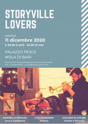 Storyville lovers Palazzo Pesce