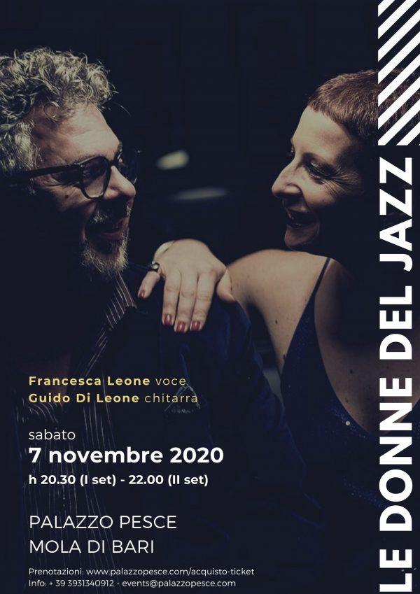Le donne del jazz a palazzo Pesce