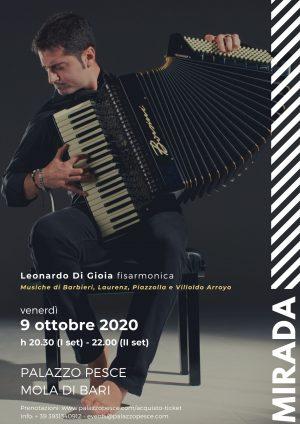 Mirada Leonardo di Gioia