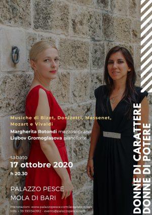 Donne di carattere donne di potere 17 ottobre 2020 palazzo pesce