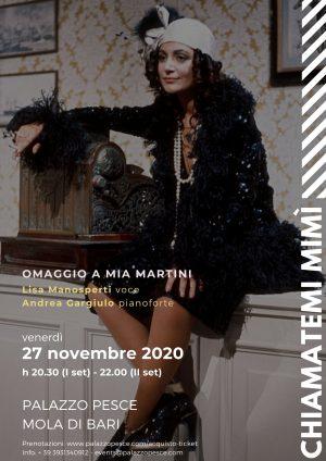 Omaggio a Mia Martini Palazzo Pesce