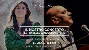 28 agosto 2021 il nostro concerto a palazzo pesce