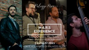 M.a.r.s Experience Jazz Concert a Palazzo Pesce