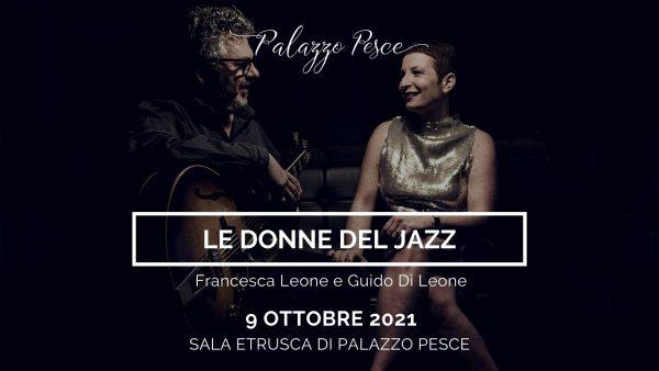 9 ottobre 2021 Le donne del jazz
