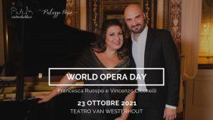 23 ottobre 2021 world opera day